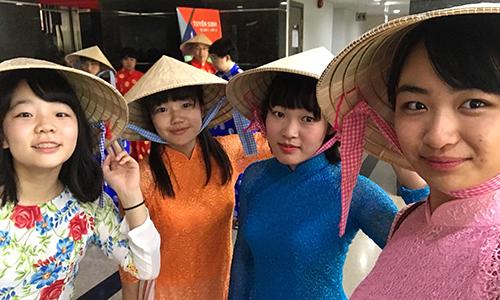 ベトナムスタディツアーボランティア 孤児院