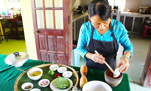 ベトナム ホイアン 生活体験