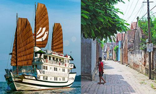 ベトナム 少数民族が暮らすサパ・絶景のハロン湾