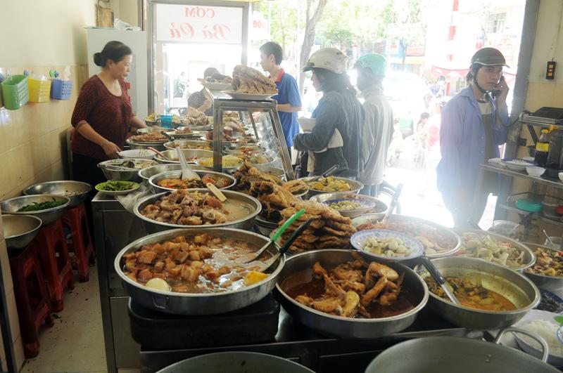 ベトナムの食文化(ホーチミン)