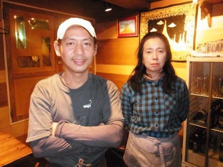 ミャンマー料理店 びるまの竪琴(恵比寿)