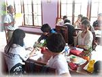 歴史を学ぶ(カンボジア・スタディツアー)