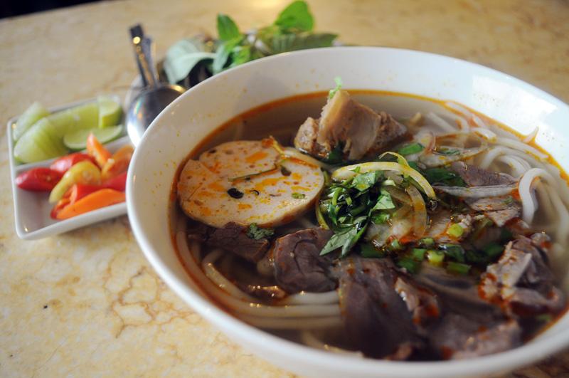 ベトナム料理(ブンボー)