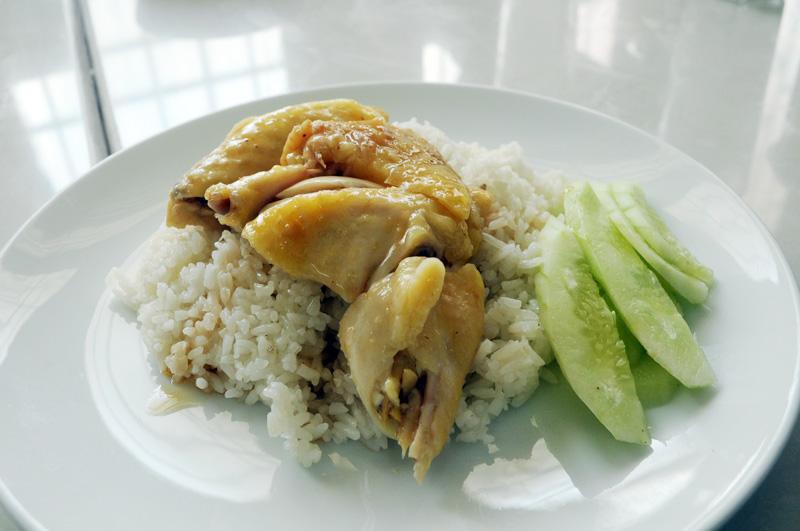 ベトナム料理(コムガー)