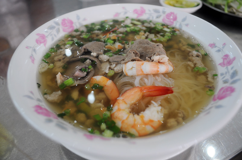 ベトナム料理(フーティウ)