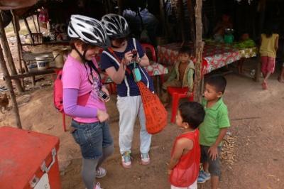 カンボジア・現地の子どもたち