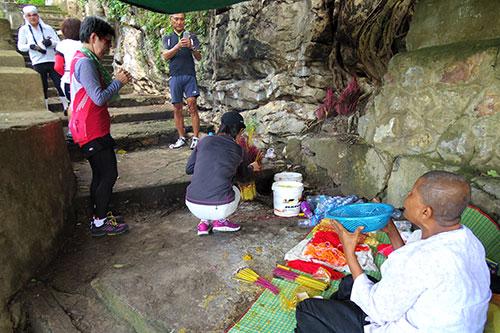 カンボジア・サイクリングツアー2014 アンコール遺跡&田舎道を走る 2日目 プノン・サンパウ5