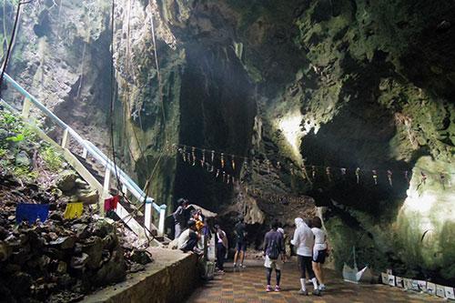 カンボジア・サイクリングツアー2014 アンコール遺跡&田舎道を走る 2日目 プノン・サンパウ9