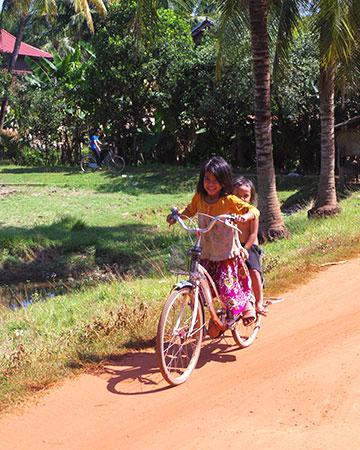 カンボジア・サイクリングツアー2014 アンコール遺跡&田舎道を走る 8日目 西バライ13