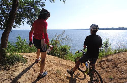 カンボジア・サイクリングツアー2014 アンコール遺跡&田舎道を走る 8日目 西バライ10