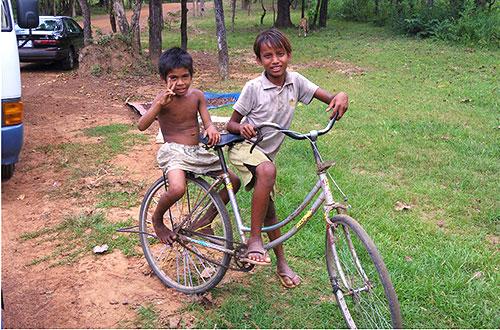 カンボジア・サイクリングツアー2014 アンコール遺跡&田舎道を走る 4日目 コーケー遺跡群14
