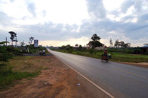 カンボジア・サイクリングツアー2014 アンコール遺跡&田舎道を走る 5日目 プレアヴィヒア1