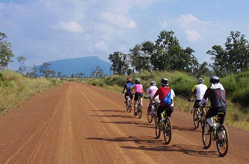 カンボジア・サイクリングツアー2014 アンコール遺跡&田舎道を走る 5日目 プレアヴィヒア6