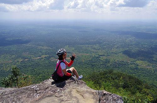 カンボジア・サイクリングツアー2014 アンコール遺跡&田舎道を走る 5日目 プレアヴィヒア12