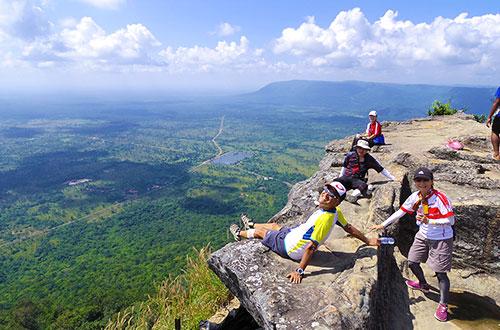 カンボジア・サイクリングツアー2014 アンコール遺跡&田舎道を走る 5日目 プレアヴィヒア13