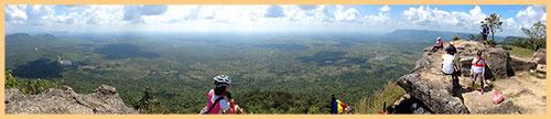 カンボジア・サイクリングツアー2014 アンコール遺跡&田舎道を走る 5日目 プレアヴィヒア14
