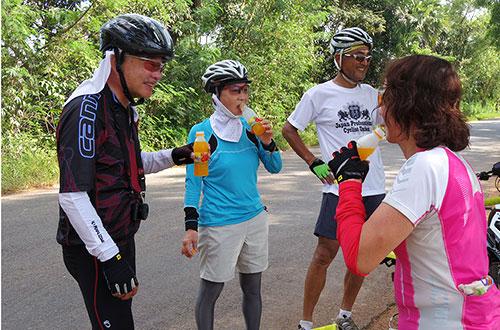 カンボジア・サイクリングツアー2014 アンコール遺跡&田舎道を走る 6日目 ベンメリア遺跡6