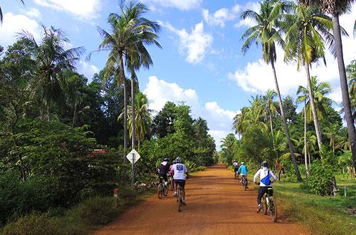 カンボジア・サイクリングツアー2014 アンコール遺跡&田舎道を走る 6日目 ベンメリア遺跡8