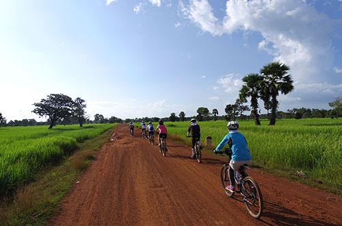 カンボジア・サイクリングツアー2014 アンコール遺跡&田舎道を走る 6日目 ベンメリア遺跡13