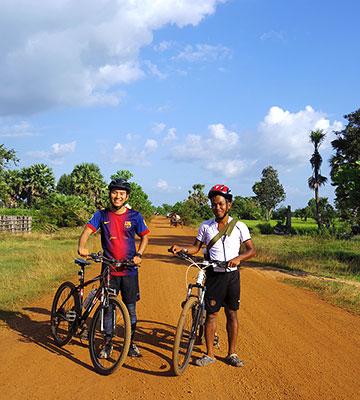 カンボジア・サイクリングツアー2014 アンコール遺跡&田舎道を走る 6日目 ベンメリア遺跡16