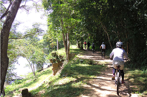 カンボジア・サイクリングツアー2014 アンコール遺跡&田舎道を走る 7日目 アンコールワット&アンコールトム5