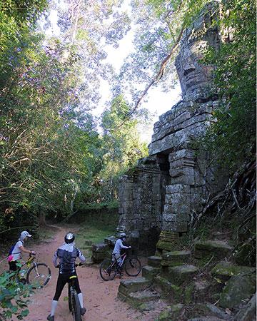 カンボジア・サイクリングツアー2014 アンコール遺跡&田舎道を走る 7日目 アンコールワット&アンコールトム13