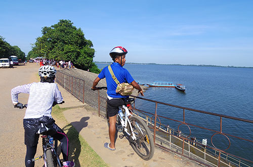 カンボジア・サイクリングツアー2014 アンコール遺跡&田舎道を走る 8日目 西バライ1