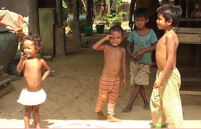 カンボジアのやし砂糖