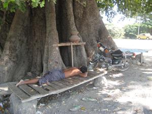 ミャンマー陸路の旅