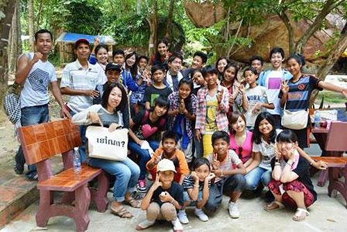 カンボジア再訪ツアー(プノンクーレン)