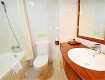 ロイヤルクラウンホテルのバスルーム