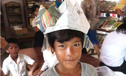 カンボジアスタディツアー