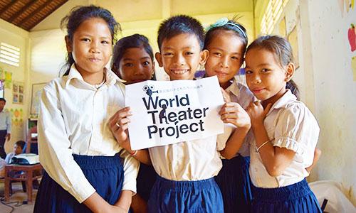 カンボジアスタディツアーボランティア