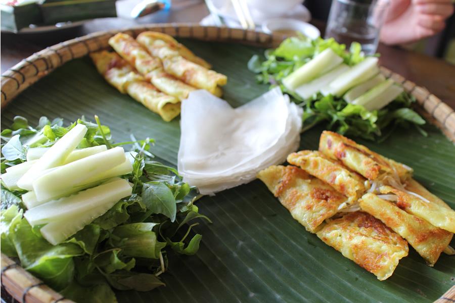 ベトナムホイアン・チャークエ村料理教室